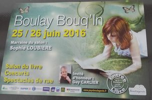 Salon du Livre de Boulay